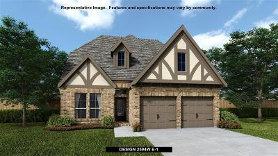 Pearland Single Family Home For Sale: 2961 Brighton Trails Lane