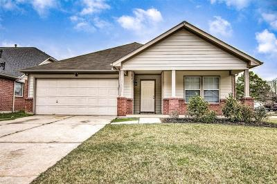 Tomball Single Family Home For Sale: 21906 Willow Downs Drive