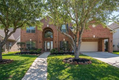 League City TX Single Family Home For Sale: $377,300