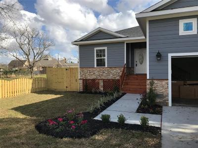 Pearland Single Family Home For Sale: 3418 Lethbridge Street