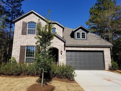 Conroe Single Family Home For Sale: 17111 Crimson Crest Drive