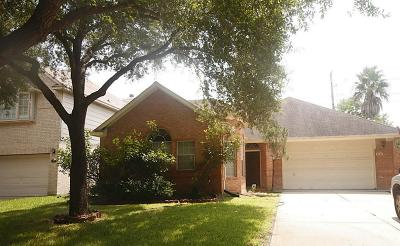 Sugar Land Single Family Home For Sale: 4622 Topaz Trail Dr