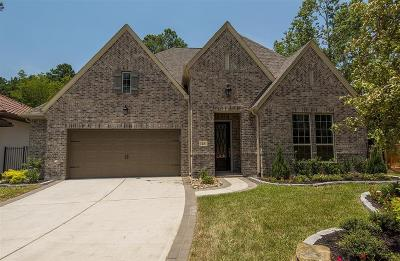 The Woodlands Single Family Home For Sale: 23 Madrone Terrace Place