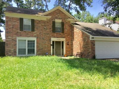 Spring Single Family Home For Sale: 9206 Silver Tip Drive