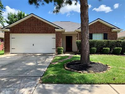 Cypress Single Family Home For Sale: 16619 Spring Glade Drive