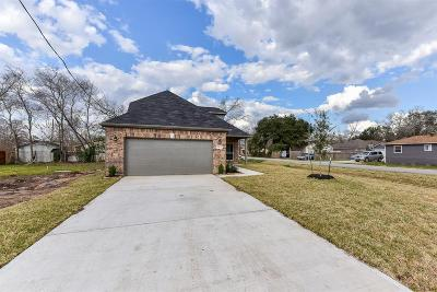 Houston Single Family Home For Sale: 4357 Galesburg Street
