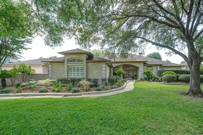 Friendswood Single Family Home For Sale: 904 Pine Hollow Drive