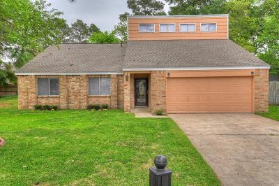 Spring Single Family Home For Sale: 25706 Pepper Ridge Lane