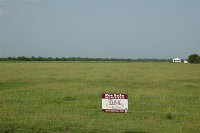Fort Bend County Farm & Ranch For Sale: Knolle Road