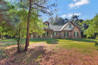 Navasota Single Family Home For Sale: 5719 N Hill Road