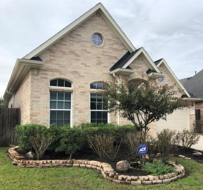 Tomball Single Family Home For Sale: 15939 W Bellefontaine Way