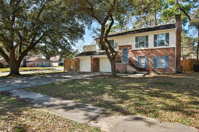 Spring Single Family Home For Sale: 2003 Smoke Rock Drive