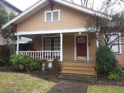 Single Family Home For Sale: 622 Teetshorn Street