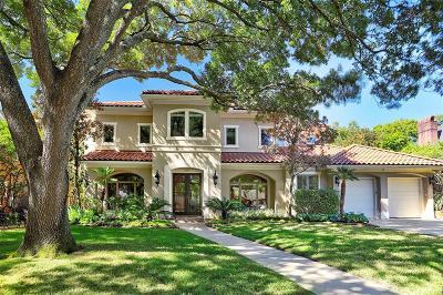 Harris County Single Family Home For Sale: 6624 Vanderbilt Street