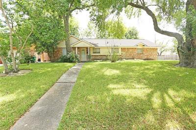 Houston Single Family Home For Sale: 4151 Brookston Street
