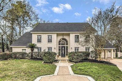 Kingwood Single Family Home For Sale: 3231 Rustic Villa Drive