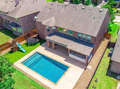 Katy Single Family Home For Sale: 4318 Glenirish Drive