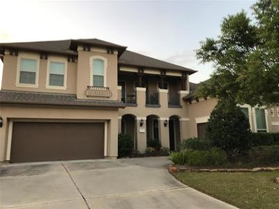 Katy Single Family Home For Sale: 26206 Bolton Trails Lane