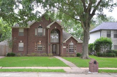 League City Single Family Home For Sale: 203 Williamsport Street