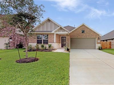 New Caney Single Family Home For Sale: 18906 Sorrento Point Drive