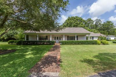Dickenson, Dickinson Single Family Home For Sale: 1626 Oleander Drive