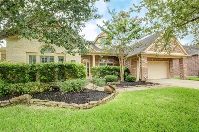 Pearland Single Family Home For Sale: 2509 Rock Shoals Way