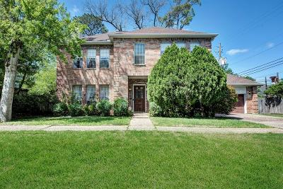 West University Place Single Family Home For Sale: 5320 Westchester Avenue