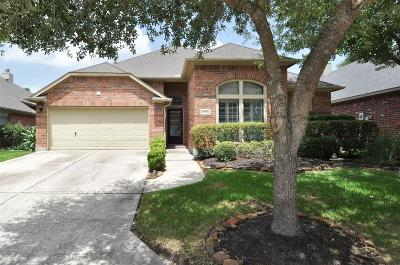 Kingwood Single Family Home For Sale: 22128 Lancelot Oaks Drive