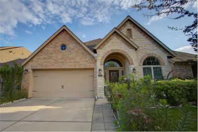 Rosenberg Single Family Home For Sale: 6421 Delta Crossing Court