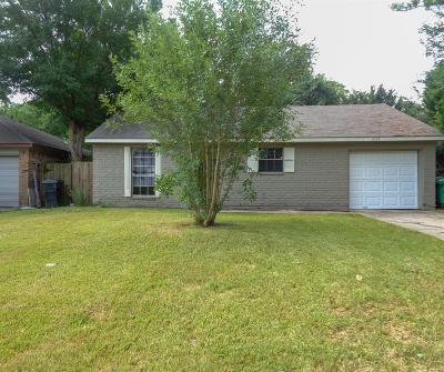 Houston Single Family Home For Sale: 3319 Knotty Oaks Trail