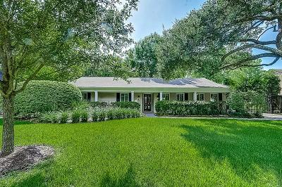 Houston Single Family Home For Sale: 627 Electra Drive