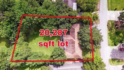 Houston Single Family Home For Sale: 9310 Carousel Lane