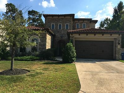 Conroe Single Family Home For Sale: 1479 Torrijos Court
