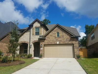 Montgomery Single Family Home For Sale: 118 Verismo Court