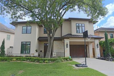 Houston Single Family Home For Sale: 5445 Lampasas Street