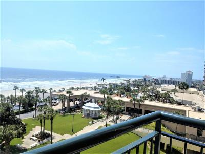 Galveston Mid/High-Rise For Sale: 5220 Seawall Boulevard #836C