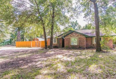 Magnolia Single Family Home For Sale: 27203 Cherokee Lane