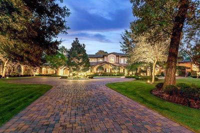 The Woodlands Single Family Home For Sale: 19 Congressional Circle