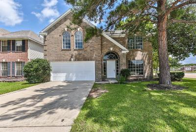 Katy Single Family Home For Sale: 6435 Founding Drive