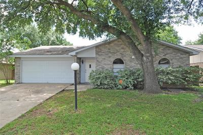 Houston Single Family Home For Sale: 5110 Lerwick Drive