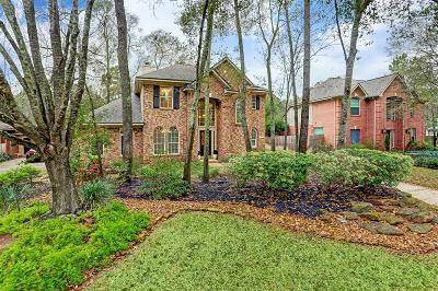 The Woodlands Single Family Home For Sale: 118 W Elm Crescent