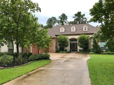 The Woodlands Single Family Home For Sale: 6 Hillock Woods