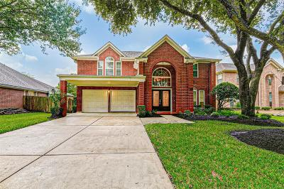 Sugar Land Single Family Home For Sale: 406 High Meadows Drive