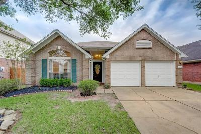 Sugar Land Single Family Home For Sale: 4514 Topaz Trail Drive