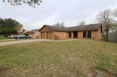 Texas City Single Family Home For Sale: 7210 Robin Street