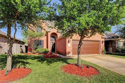 College Park West, College Park West Sec 01, College Park, College Park Sec 05 Single Family Home For Sale: 8514 Windy Path Lane