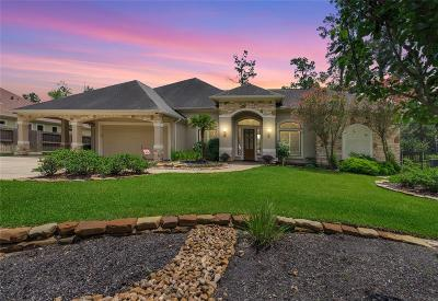 Spring Single Family Home For Sale: 6907 Augusta Pines Cove