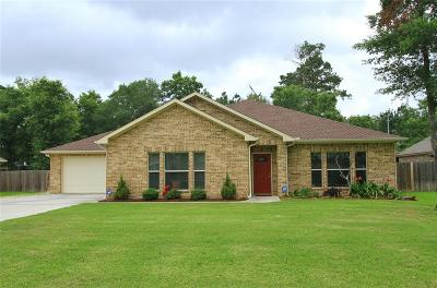 Crosby Single Family Home For Sale: 2010 Papoose Trail