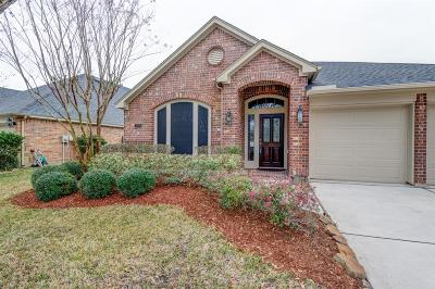 Katy Single Family Home For Sale: 2819 Fair Chase Drive