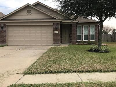 Rosenberg Single Family Home For Sale: 2011 Indian Clearing Trail